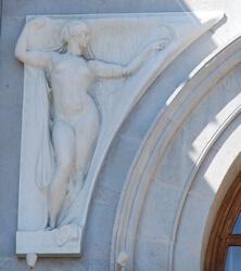 Giustizia - Palazzo del Comune di Valencia