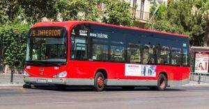 Autobus a Valencia - EMT