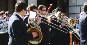 Valencia en Fallas - Musica