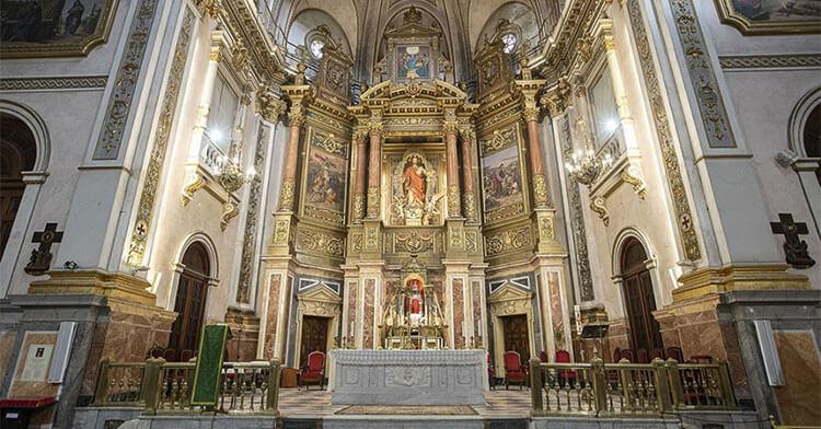 Basilica San Vicente Ferrer