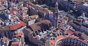 Chiesa Santa Catalina Valencia