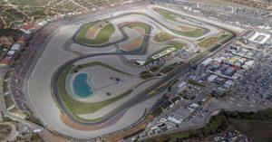 Autodromo di Valencia - Circuito Cheste