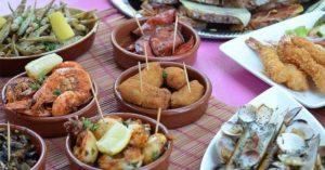 Comer tapas a Valencia