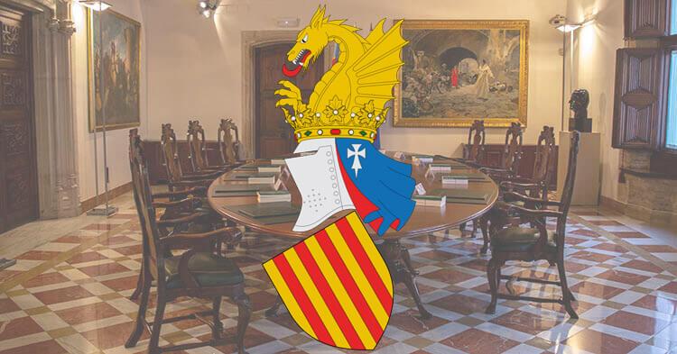 Emblema della Comunità Valenciana