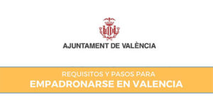 Empadronamiento a Valencia