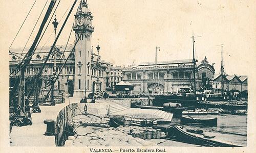 Scalinata Reale - Edificio Orologio
