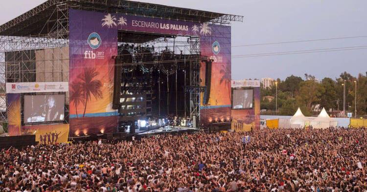 FIB - Festival Internazionale di Benicàssim
