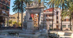 Fontana di Joaquín Sorolla