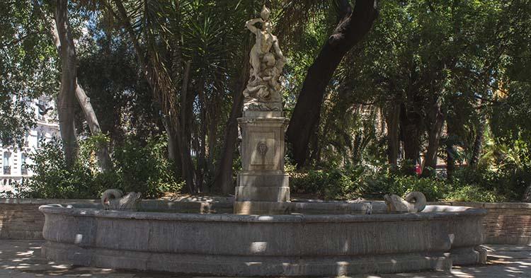 Fontana di Tritone - Guida Valencia