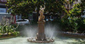 Fontana di Nettuno - Fontane di Valencia