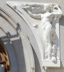 Amministrazione - Palazzo del Comune di Valencia