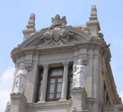 Giustizia e Prudenza - Ayuntamiento
