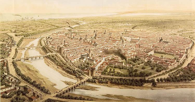 Origini storiche di Valencia