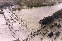 Inondazione - Gran riada 1957