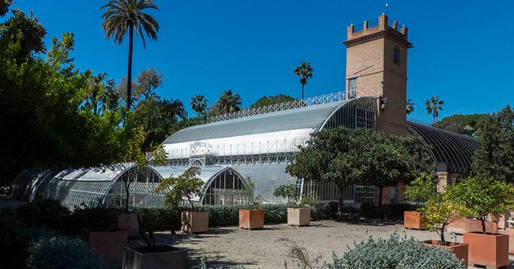 Giardino botanico - Giardini e parchi