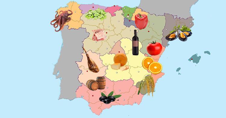Denominazioni d'Origine spagnole