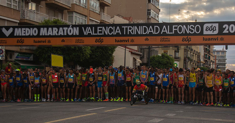 Mezza Maratona di Valencia