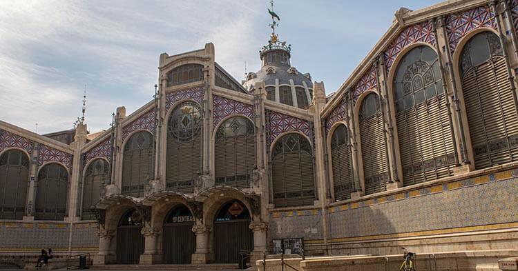 Mercato Centrale - Monumento di Valencia