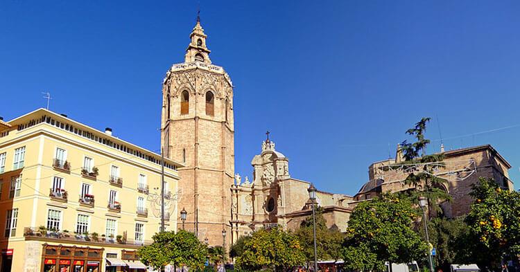 Campanile della Cattedrale di Valencia