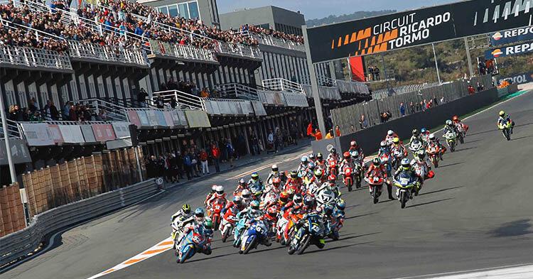 Gran Premio MotoGP Valencia