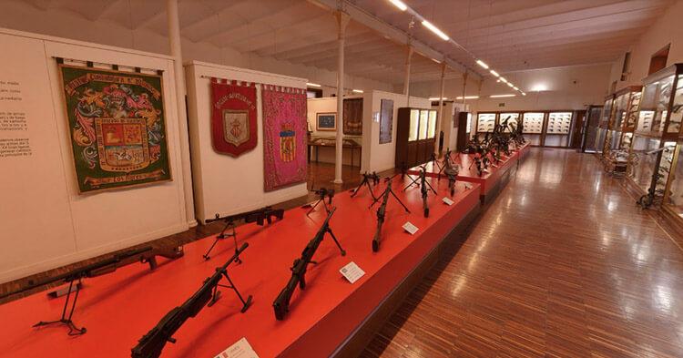 Museo Storico Militare di Valencia