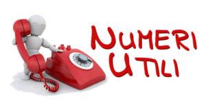 Numeri utili a Valencia