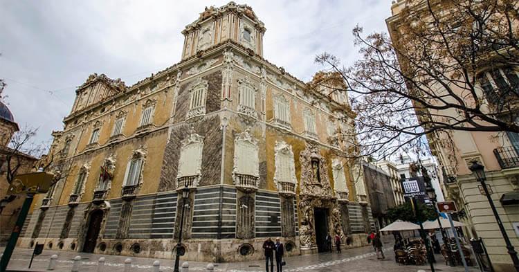 Palazzo Marqués de Dos