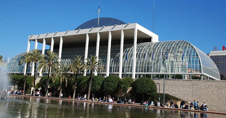 Palazzo della Musica di Valencia
