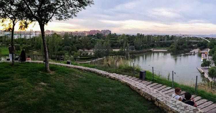 """Parco """"de Cabacera"""""""