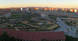 Parco centrale - Guida Valencia