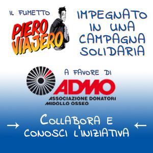 Piero Viajero - Campagna solidaria