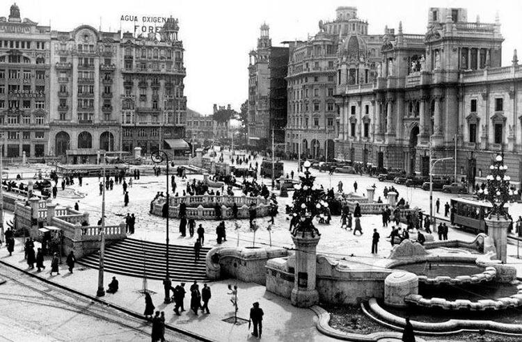 Plaza Javier Goerlich Lleo - Valencia