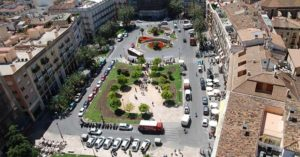 Plaza de la Reina - Guida Valencia