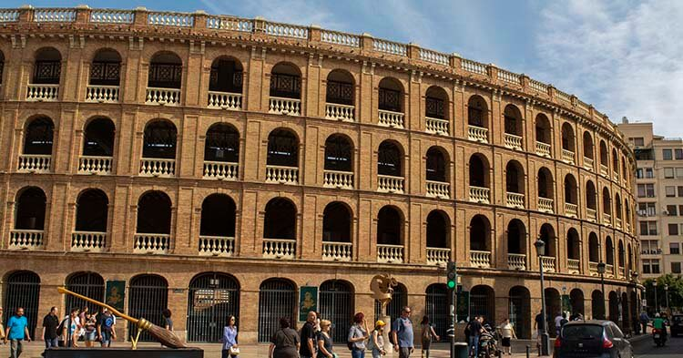 Plaza de Toros - Monumento di Valencia