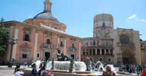 Plaza de la Virgen - Guida Valencia