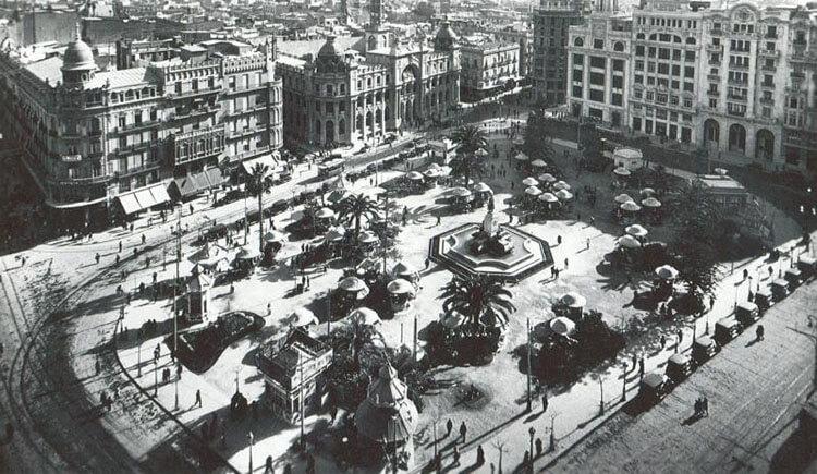 Plaza Emilio Castellar - Valencia
