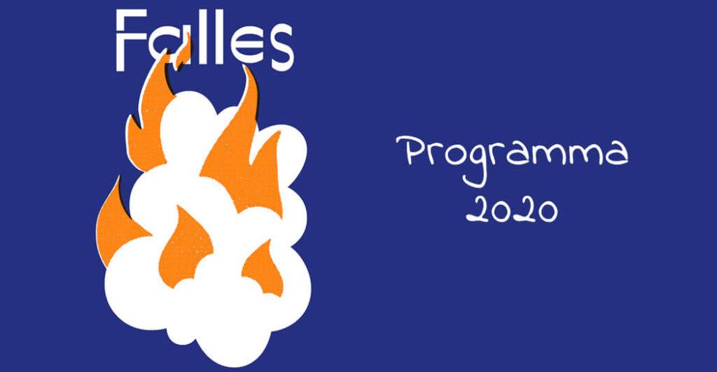 Programma Fallas 2020 di Valencia