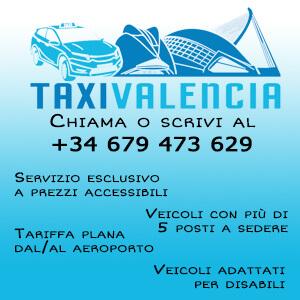 Taxi Valencia - +34 679 473 629