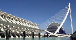 Ponte di calatrava - L'Assut de L'Or
