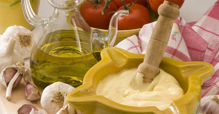 salsa All i Oli o Ajoaceite