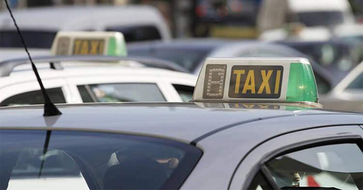 Servizio taxi a Valencia
