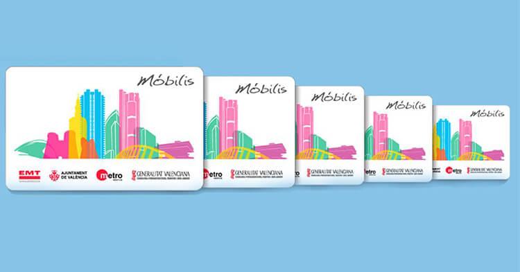 Trasporto pubblico - Tarjeta Mobilis