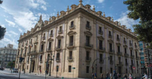 Palazzo di Giustizia - Tribunale Supremo