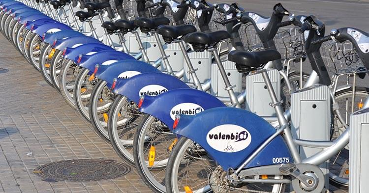 Valenbisi - trasporto bici Valencia